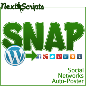 NextScripts Social Network Auto Poster for WordPress
